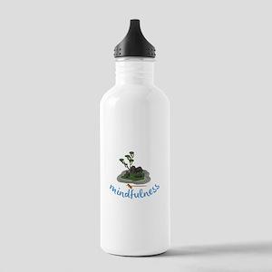 Zen Garden Mindfulness Water Bottle