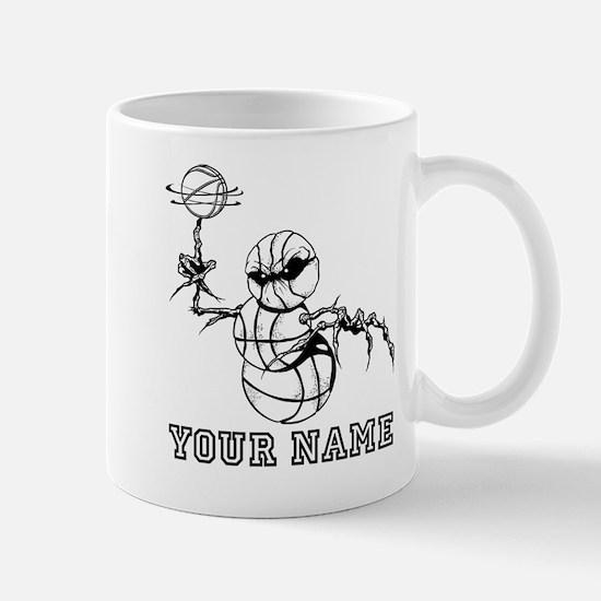 Basketball Man (Custom) Mugs
