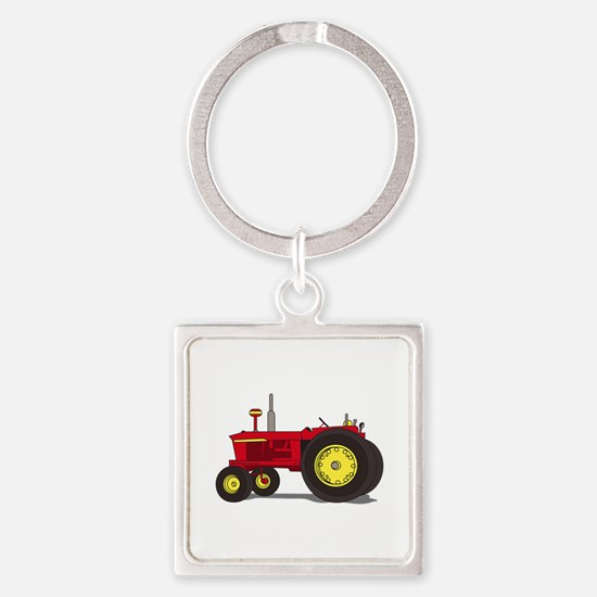 Classic tractor Keychains