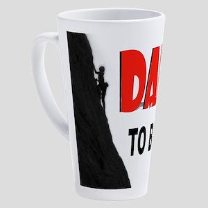 DARE 17 oz Latte Mug