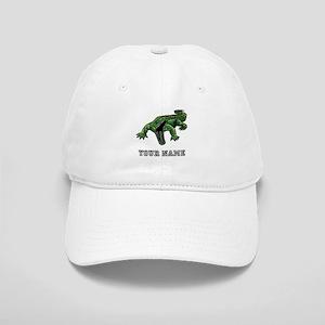 Mean Alligator (Custom) Baseball Cap