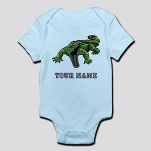 Mean Alligator (Custom) Body Suit