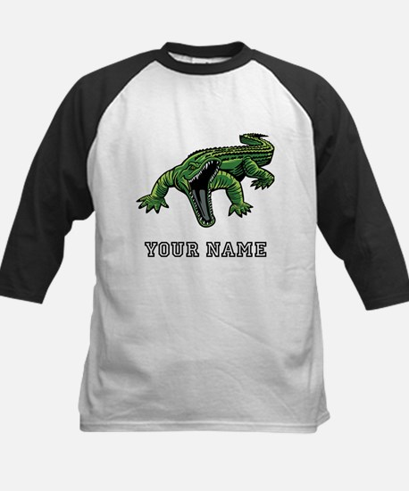 Mean Alligator (Custom) Baseball Jersey
