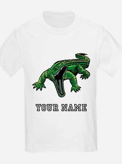 Mean Alligator (Custom) T-Shirt