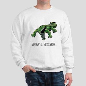 Mean Alligator (Custom) Sweatshirt