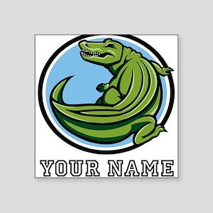 Green Alligator (Custom) Sticker