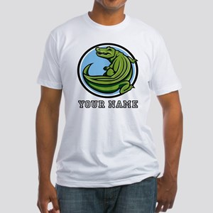 Green Alligator (Custom) T-Shirt