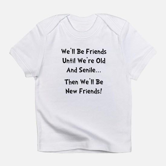 New Friends Infant T-Shirt