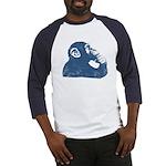 A Thoughtful Monkey 2 Baseball Jersey
