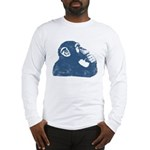 A Thoughtful Monkey 2 Long Sleeve T-Shirt