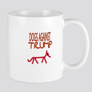 DOGS AGAINST TRUMP Mugs
