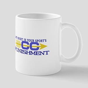 My Sport/Punishment Mugs