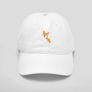 Cute Corgi Dog Cap