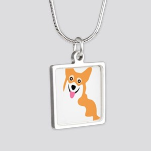 Cute Corgi Dog Necklaces