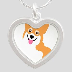Cute Corgi Dog Necklaces