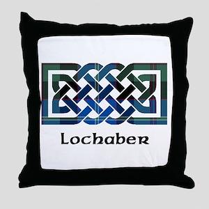 Knot - Lochaber dist. Throw Pillow