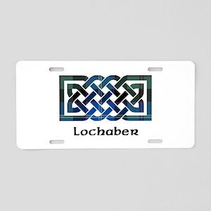 Knot - Lochaber dist. Aluminum License Plate
