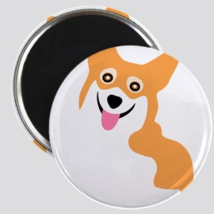 Cute Corgi Dog Magnets