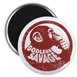 Godless Savage 2 Magnets