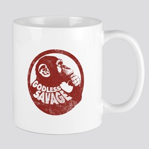 Godless Savage 2 Mugs