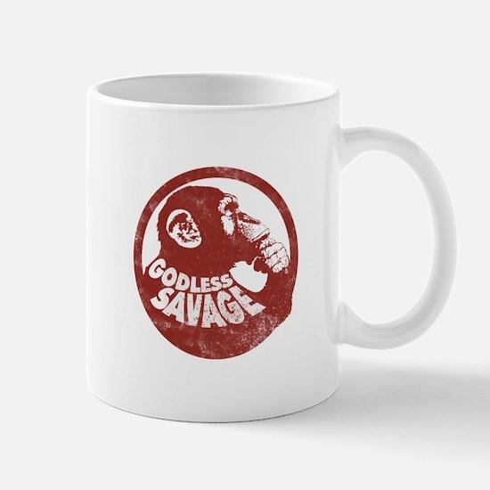 Godless Savage 2 Mugs