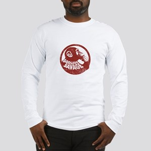 Godless Savage 2 Long Sleeve T-Shirt