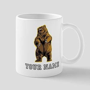 Angry Bear (Custom) Mugs