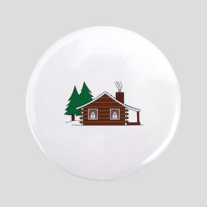 Log Cabin Button