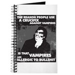 Vampires are Allergic... Journal