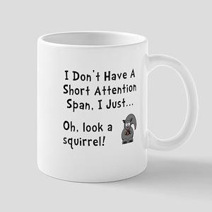 Short Attention Mugs