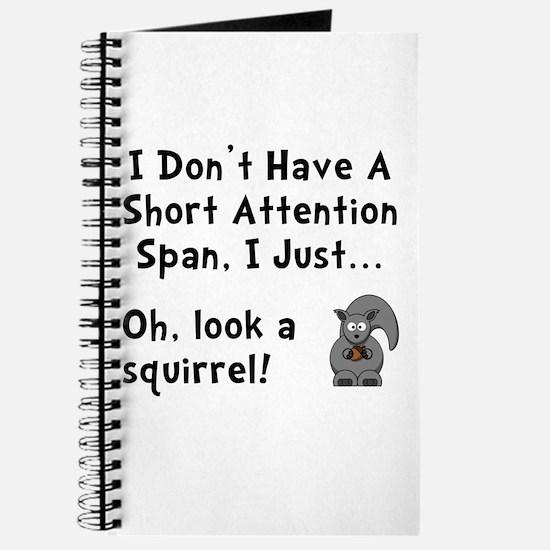 Short Attention Journal