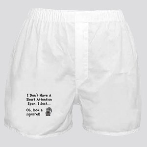 Short Attention Boxer Shorts