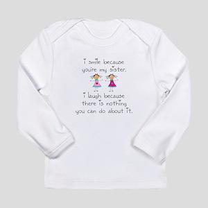 Sister Smile Long Sleeve T-Shirt