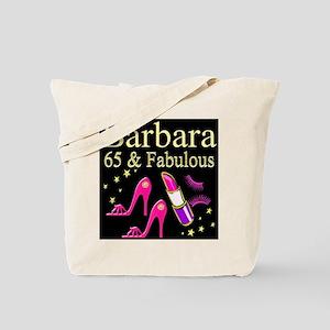 DAZZLING 65TH Tote Bag