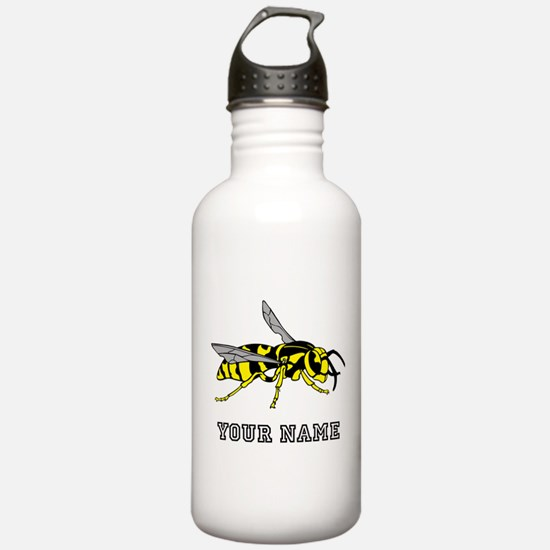 Wasp (Custom) Water Bottle