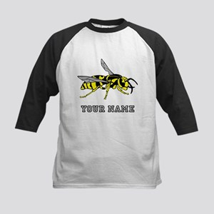 Wasp (Custom) Baseball Jersey