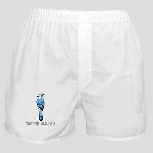 Bluejay (Custom) Boxer Shorts