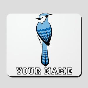 Bluejay (Custom) Mousepad