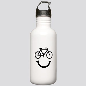 Bike Smile Stainless Water Bottle 1.0L