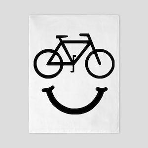 Bike Smile Twin Duvet