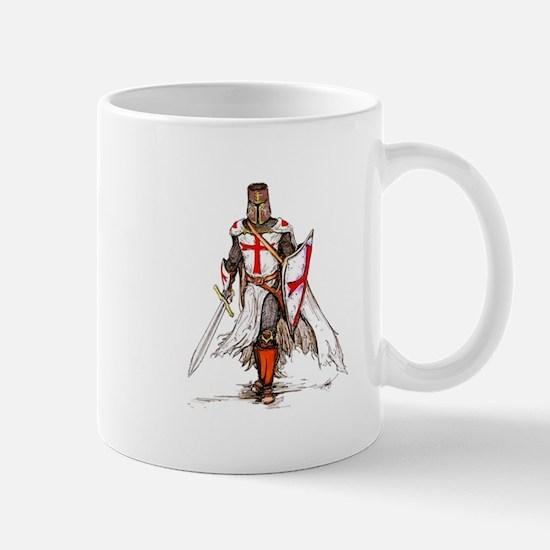 Templar Knight Mugs