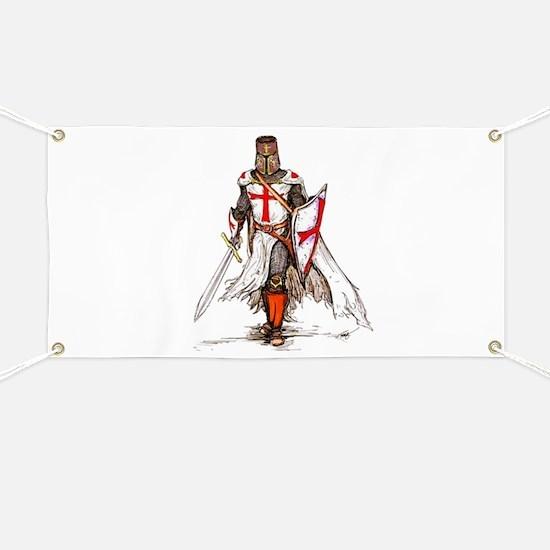 Templar Knight Banner
