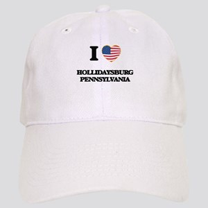 I love Hollidaysburg Pennsylvania Cap