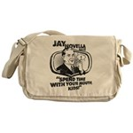 Spend Time With Your Mouth Kids! Messenger Bag