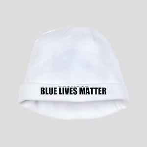 Trump men in blue baby hat