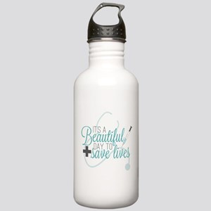 Grey's Anatomy: A Beau Stainless Water Bottle 1.0L