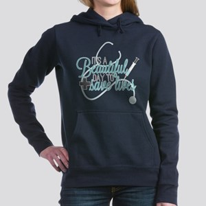 Grey's Anatomy: A Beauti Women's Hooded Sweatshirt