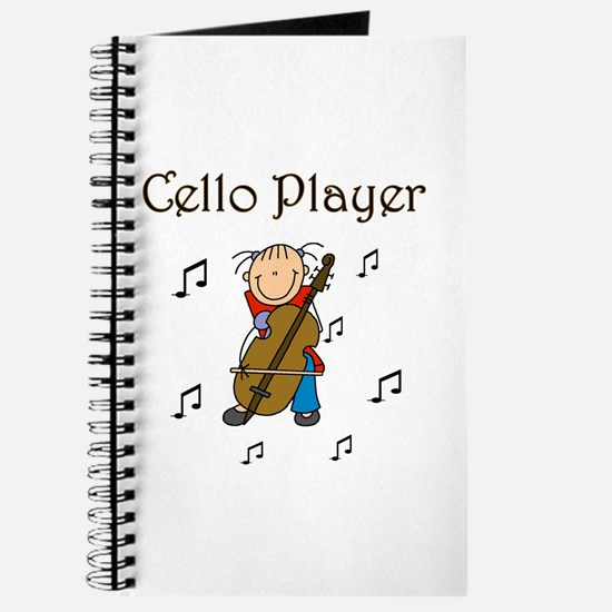 Cello Player Journal