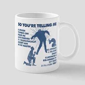 Zombie Jezabub Mugs