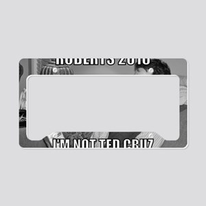 PhilRoberts_2016 License Plate Holder